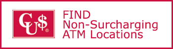 CU$ - Find nonsurcharging ATM locations